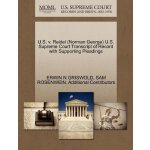 U.S. v. Reidel (Norman George) U.S. Supreme Court Tran*****
