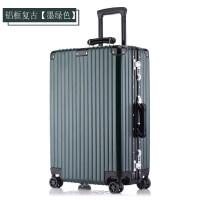 行李箱男拉杆箱韩版小清新复古24寸女密码箱大学生20旅行箱大容量