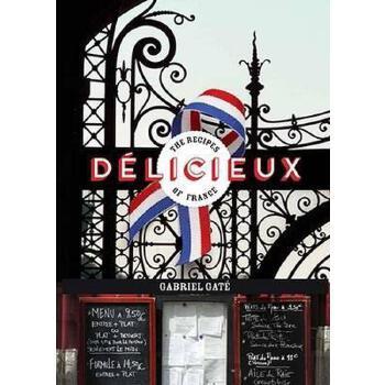《原版:法国美食英文食谱Delicieux:TheReci吃美味日剧图片