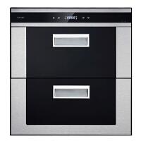 帅康(Sacon)ZTD100K-K5 100L大容积 智能触控 嵌入式消毒柜 家用消毒碗柜