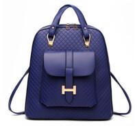 女士包包单双肩包时尚女包旅行背包学院风pu皮书包