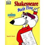 【预订】Shakespeare Made Easy: An Illustrated Approach