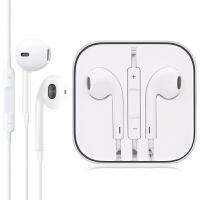 毕亚兹苹果耳机iPhone5s/6/6s/7/7p/8plus/X/Xs/Xr/max手机入耳式通用男女生ipad重低