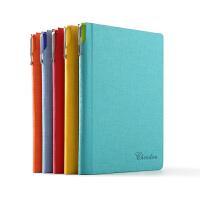 学生日记本厚记事本韩国文具可爱创意笔记a5本子办公用品定制礼品