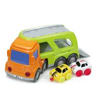 【当当自营】宝乐童益智玩具大运输车2-6岁儿童玩具车套装1880绿色
