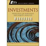 【预订】Investments Workbook: Principles of Portfolio and Equit