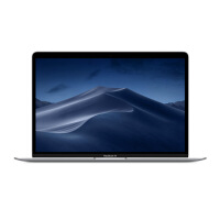 Apple MacBook Air 13.3英寸笔记本电脑 银色(2018款/Retina屏/八代Core i5/8G