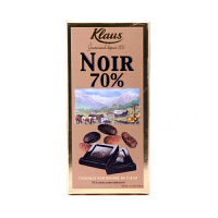 [当当自营] 克勒司 70%黑巧克力100g