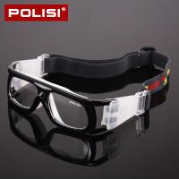 护目镜框可配近视男士篮球眼镜户外运动足球眼睛