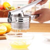 20200410091553077大号全不锈钢水果榨汁器手动西瓜橙子柠檬榨汁机土豆压泥器过滤网