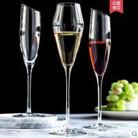 创意无铅水晶玻璃高脚杯香槟杯红酒杯气泡酒杯甜酒杯香槟酒杯酒具时尚新品欧式新颖