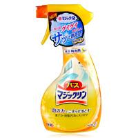 花王(KAO) 日本进口浴室瓷砖中兴清洁剂l除垢消臭可倒立喷 柑橘香380ml/瓶