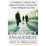 【中商原版】麦肯锡工具 英文原版 The Mckinsey Engagment Paul N. Friga Ph.D.