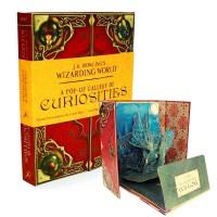 【现货】神奇动物在哪里立体书 英文原版 JK Rowling's Wizarding World: A Pop-Up