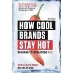 【中商原版】好品牌如何保持活力 英文原版 How Cool Brands Stay Hot: Branding to
