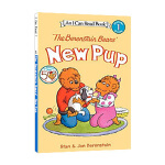 The Berenstain Bears' New Pup: Beginning Reading 1 少儿英语