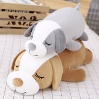 趴趴狗抱枕娃娃公仔可爱小狗毛绒玩具女生睡觉抱女孩玩偶