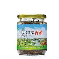【镇安馆】金真安 野生香椿芽香椿酱即食瓶装树上蔬菜180g/瓶