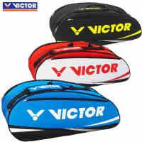 胜利victor威克多羽毛球拍包BR5202E D F 12支装单肩背拍包