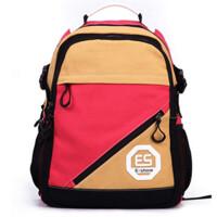双肩包女学院风潮包简约休闲男包中学生书包电脑包旅行背包