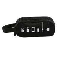 森广源数码电子收纳包随身手机附件便携旅行充电线充电器保护多用包SGY03