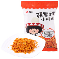 [当当自营] 台湾地区进口 张君雅小妹妹 辣椒鸡肉点心面 78g(墨西哥风味)