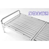 不锈钢折叠床办公午休床员工床单人床双人床办公午睡床医院陪护床