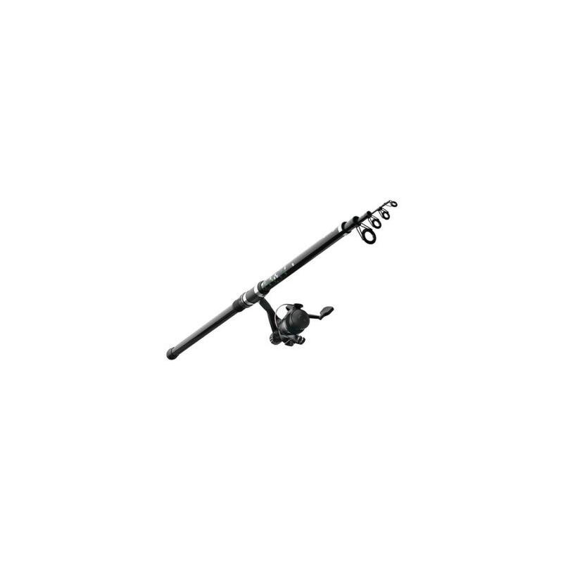 钓鱼装备 鱼竿 抛竿3.5米 带渔轮 玻璃钢 钓竿