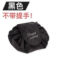 创意旅行大容量洗漱包懒人化妆包女抽绳便携收纳袋收纳用品