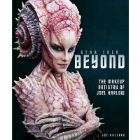 英文原版 星际迷航 Joel Harlow的特效化妆术 Star Trek Beyond: The Makeup Artistry of Joel Harlow