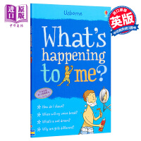 【中商原版】What's happening to me?(boy)