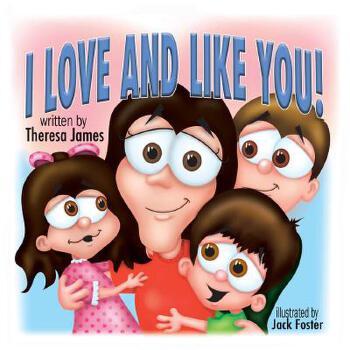 【预订】I Love and Like You! 预订商品,需要1-3个月发货,非质量问题不接受退换货。