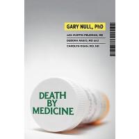 【预订】Death by Medicine [With DVD]