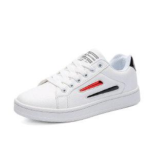 新款女鞋帆布鞋百搭小白鞋男学生韩版潮流白色休闲鞋情侣板鞋秋季