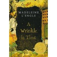 A Wrinkle in Time (B format) 时间的皱纹 1963年纽伯瑞金奖小说 ISBN 978031