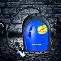 【GOOD YEAR/固特异】车载便携式充气泵 汽车12V轮胎充气机【拒绝等待 极速充气】