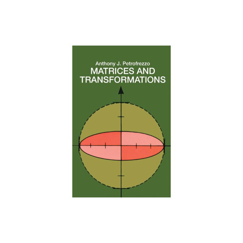 matrices and transformations dover books on mathematics