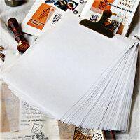 字帖纸透明500张特制硬笔书法临摹纸 钢笔练字纸透明纸字帖纸硫酸纸书法纸楷书四大家硬笔临摹本纸