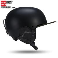 双单板头盔滑雪运动护具装备雪盔滑雪头盔男女轻质