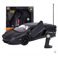 兰博基尼遥控汽车模型开门充电动赛车漂移儿童玩具车男孩