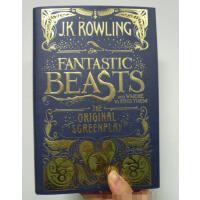 【现货】英文原版 神奇动物在哪里 Fantastic Beasts and Where to Find Them 美版