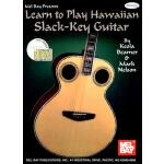 【预订】Learn to Play Hawaiian Slack Key Guitar [With CD]