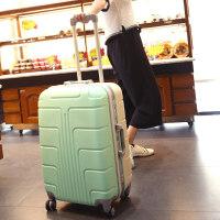 铝框旅行箱万向轮拉杆箱包行李包硬箱女密码箱登机箱20 24寸