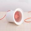 【德国IF大奖】Baseus倍思  设计款桌面小风扇 办公室卧室床头风扇静音低噪随身便携冷风扇
