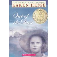 【中商原版】风儿不要来 英文原版 Out of the Dust 纽伯瑞金奖小说 学乐儿童文学