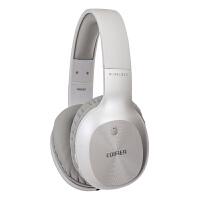 EDIFIER漫步者 W800BT无线蓝牙耳机手机头戴式耳麦珍珠白