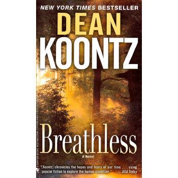 BREATHLESS (ISBN=9780553840827) 英文原版