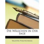 【预订】Die W Lschen in Der Sage 9781147307832