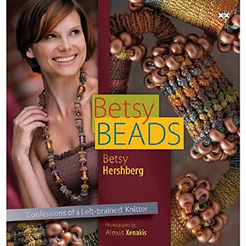 Betsy Beads: Confessions of a Left-brained Knitter [ISBN: 978-1933064253] 美国发货无法退货,约五到八周到货