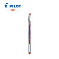 日本百乐PILOT G-1�ㄠ�笔0.5 红BL-G1-5T-R当当自营